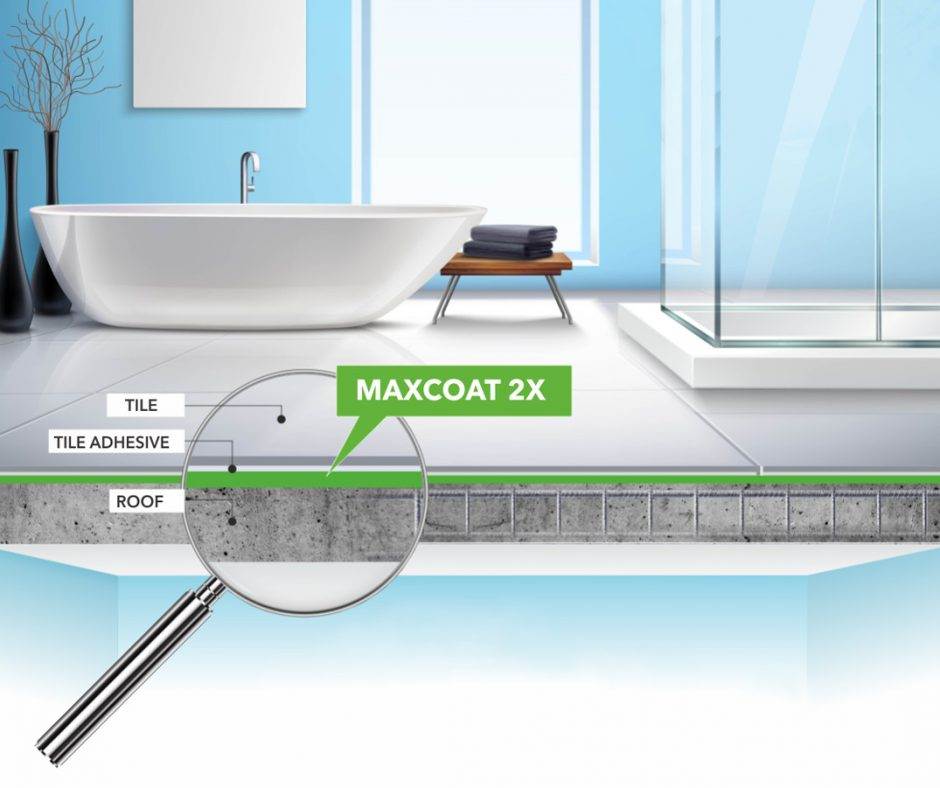 Waterproofing ideas for your Bathrooms